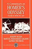Heubeck, Alfred: A Commentary on Homer's Odyssey: Books Xvii-Xxiv