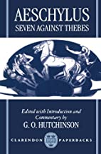 Seven Against Thebes (Septem Contra Thebas)…