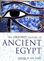 The Oxford History of Ancient Egypt (Oxford…