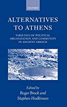 Alternatives to Athens: Varieties of…