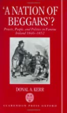 of Beggars by Donal A. Kerr