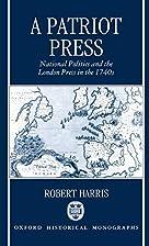 A patriot press : national politics and the…