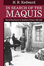In Search of the Maquis: Rural Resistance in…