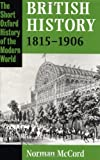 McCord, Norman: British History 1815-1906