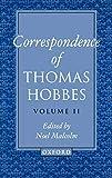 Thomas Hobbes: The Correspondence of Thomas Hobbes: Volume II: 1660-1679