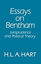 Essays on Bentham: Jurisprudence and…