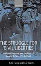 The Struggle for Civil Liberties: Political…