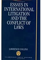 Essays in international litigation and the…