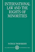 International law and the rights of…
