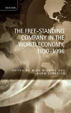 The Free-Standing Company in the World…