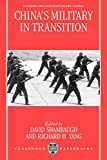 Shambaugh, David: China&#39;s Military in Transition