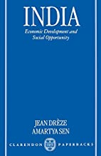 India: Economic Development and Social…