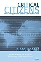 Critical Citizens: Global Support for…