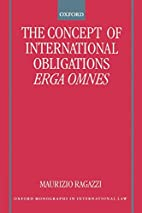 The Concept of International Obligations…