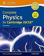 Complete Physics for Cambridge IGCSE Student…