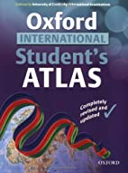 Oxford International Student's Atlas by…