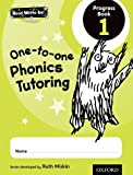 Miskin, Ruth: Read Write Inc.: Phonics: One-to-One Phonics Tutoring Progress Book 1 Pack of 5