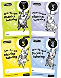 Miskin, Ruth: Read Write Inc.: Phonics One-to-One Phonics Tutoring Progress Book Mixed Pack of 4