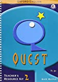 Ruttle, Kate: Oxford English Quest: Y4/P5: Teacher's Resource Kit 2