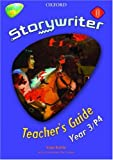 Ruttle, Kate: Oxford Reading Tree: Y3: TreeTops: Storywriter 1: Fiction: Teacher's Guide: Single User