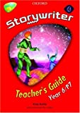 Ruttle, Kate: Oxford Reading Tree: Y6: Treetops: Storywriter Fiction: Teacher's Guide: Single User