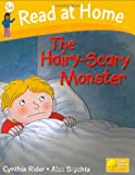Rider, Cynthia: Read at Home: Level 5A: Hairy Scary Monster
