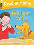 Rider, Cynthia: Read at Home: Level 5B: The Lost Voice