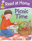 Rider, Cynthia: Read at Home: More Level 1B: Picnic Time