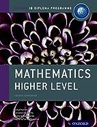 IB Mathematics Higher Level Course Book:…