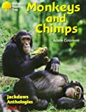 Coleman, Adam: Oxford Reading Tree: Stages 8-11: Jackdaws: Pack 1: Monkeys and Chimps