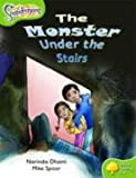 Dhami, Narinder: Oxford Reading Tree: Stage 7: Snapdragons: The Monster Under The Stairs