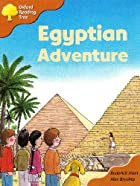 Egyptian Adventure by Roderick Hunt