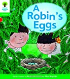 A Robin's Eggs by Roderick Hunt