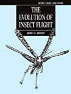 The Evolution of Insect Flight (Oxford…