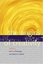 The Origins of Creativity by Karl H.…