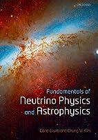 Fundamentals of Neutrino Physics and…