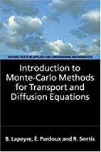 Introduction to Monte-Carlo Methods for…