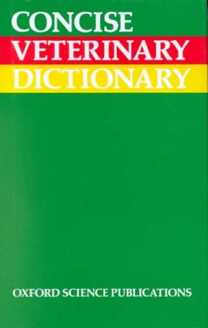 concise-veterinary-dictionary