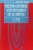 Vector control and dynamics of AC drives by…