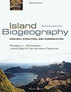 Island Biogeography: Ecology, Evolution, and…