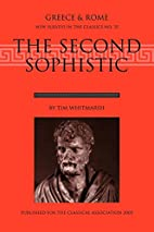 The second sophistic by Tim Whitmarsh