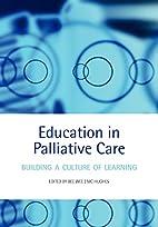 Education in palliative care : building a…