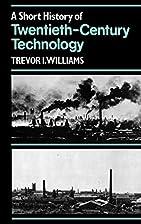 A Short History of Twentieth-Century…
