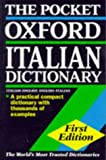 Zipoli, Carla: The Pocket Oxford Italian Dictionary