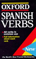 Spanish Verbs: Oxford Minireference by John…