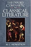 Harvey, Paul H.: The Oxford Companion to Classical Literature