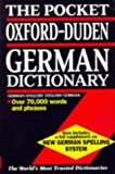 Thyen, O.: The Pocket Oxford-Duden German Dictionary: English-German, German-English