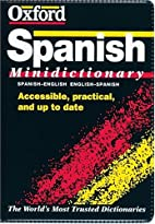 The Oxford Spanish Minidictionary by…