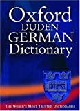 Sykes, J.B.: The Oxford-Duden German Dictionary: German-English, English-German