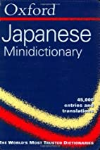 The Oxford Japanese Minidictionary by…